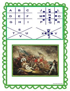 Battle of Bunker Hill ESCAPE ROOM: Revolutionary War – Print & Go!