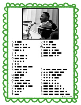 Martin Luther King escape room picture