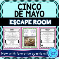 Cinco De Mayo Escape Room Picture