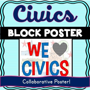 Civics Collaborative Poster! Team Work – We Love Civics