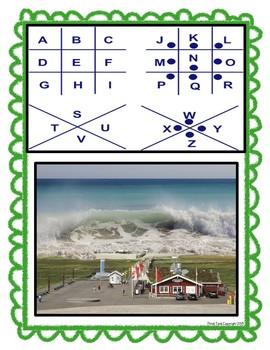 Tsunamis Escape Room! Natural Disasters – Earth Science – NO PREP, PRINT & GO!