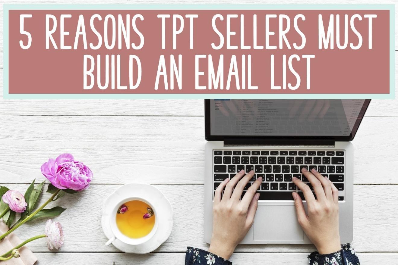 email marketing for teachers pay teachers