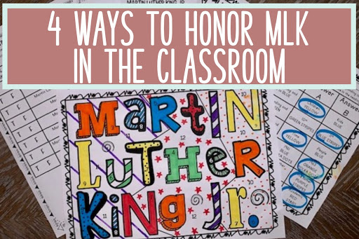 Martin Luther King Day Activities