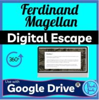 Magellan Digital Escape Room Picture