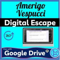 Amerigo Vespucci Digital Escape Room Picture