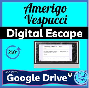 Amerigo Vespucci Digital Escape Room Picture