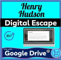 Henry Hudson Digital Escape Room Picture