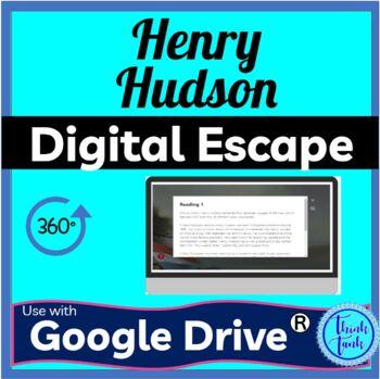Henry Hudson Digital Escape Room Picture