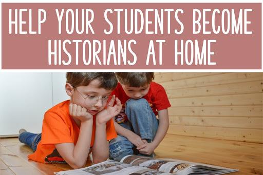 Becoming a Historian Blog