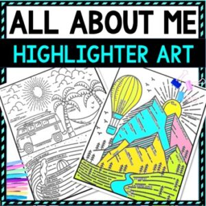 Highlighter art product