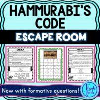 Hammurabi's code Product image