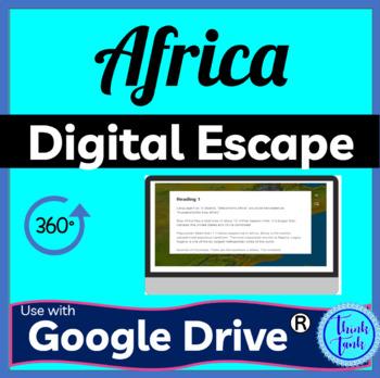 Africa Digital Escape room pic