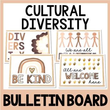 Cultural Diversity Bulletin Board picture