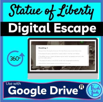 Statue of Liberty DIGITAL ESCAPE ROOM picture