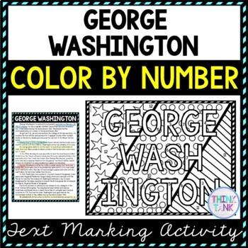 George Washington Activity picture