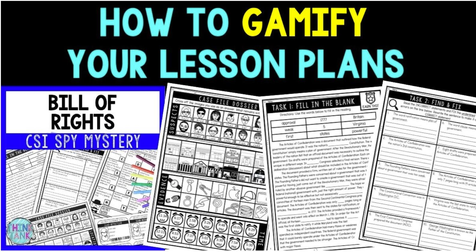 gamify lessons blog cover
